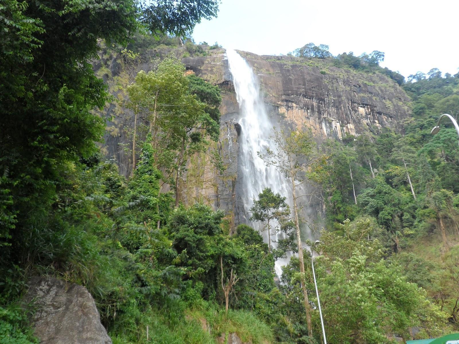 Водопад Диялума