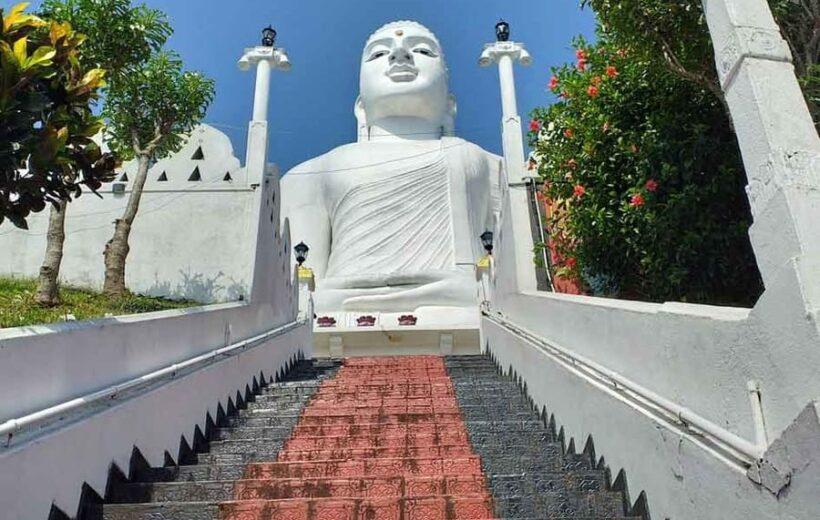 Башня Амбулуваве + Канди + храм Бахираваканда + музей чая